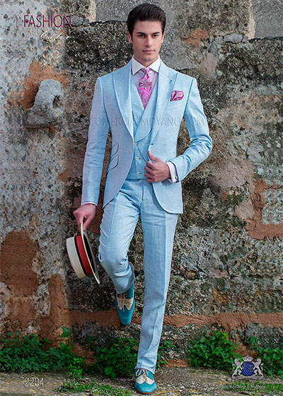 Fashion groom suits collection